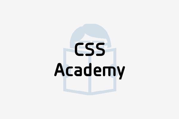 CSS Academy